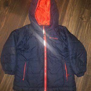 Colombia puffer Jacket